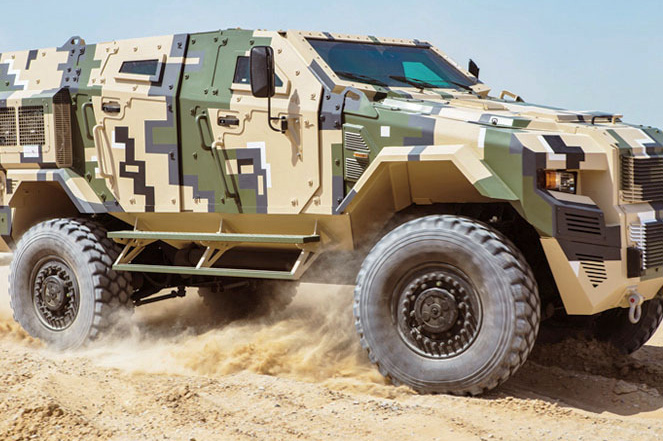 Scorpion - Armored Personnel Carrier 17
