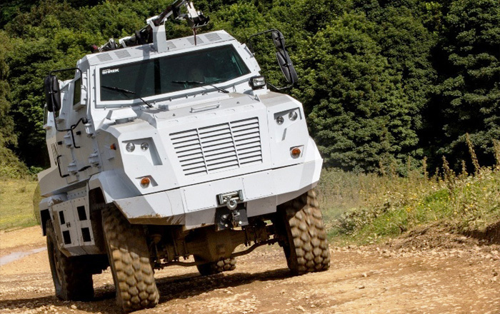 SHRECK (EOD) - Armored Personnel Carrier 2