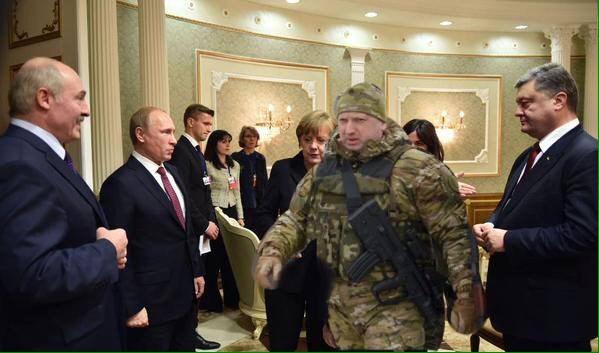 На переговорах в Минске согласовывают два документа. Еще часа два, – Чалый - Цензор.НЕТ 9766