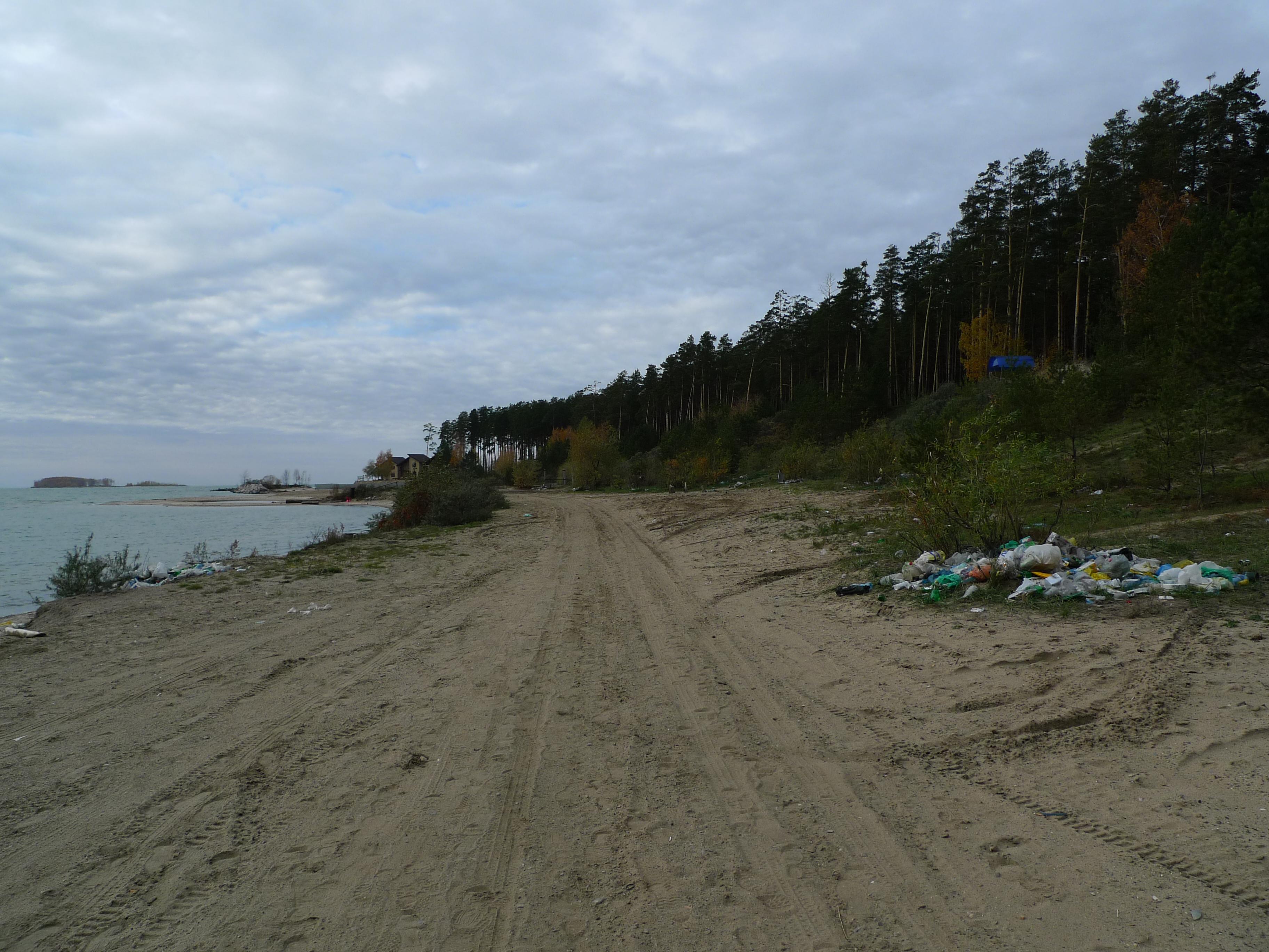 Побережье Обского моря 3