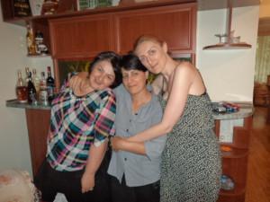 Арминка, Осанка и я