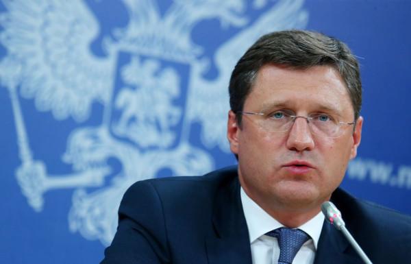 Новак: транзит газа через Украину неконкурентен