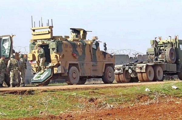 О трассе Дамаск-Алеппо с турками придется договариваться России