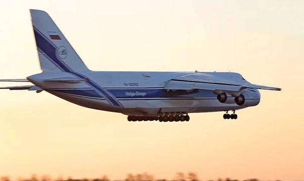 Россия показала всему миру возможности своей военно-транспортной авиации