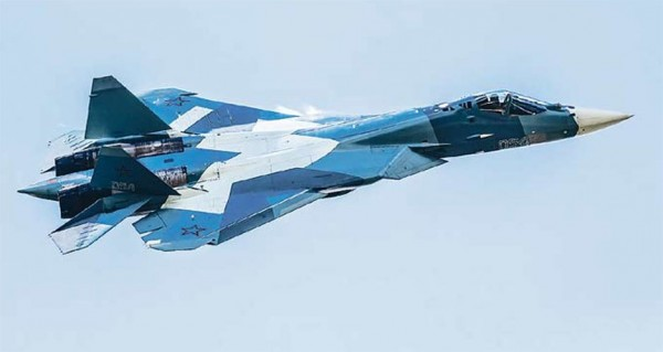 Су-57: всё идёт по плану