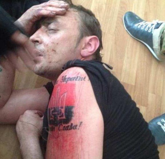 Татуировки нациков