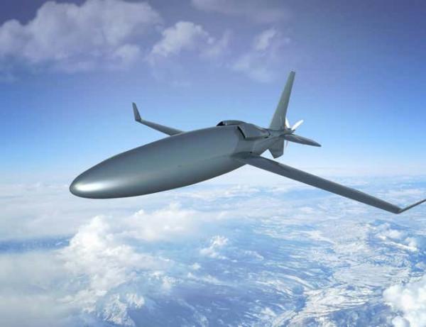 Американцы рассекретили «самолёт-пулю»