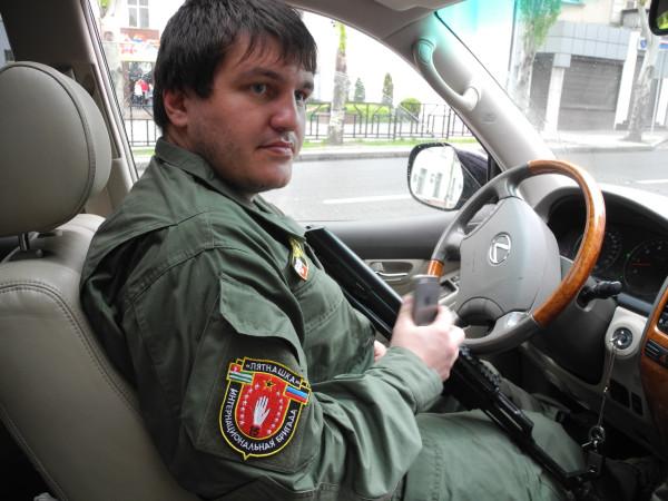 Командир Пятнашки