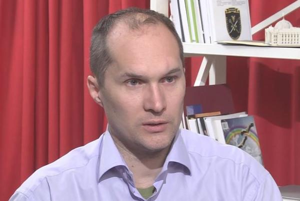 Советник Минобороны Украины: Флаг США на Донбассе - один из символов