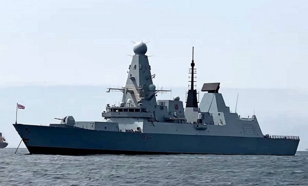 Заявление Лондона: Провокации у берегов Крыма будут продолжены