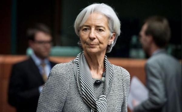 Восстание Лагард: МВФ считает действия Трампа торговой войной