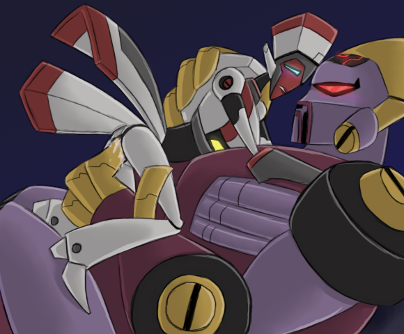 Images - Transformers animated slipstream porn blackarachnia tagme transformers animated