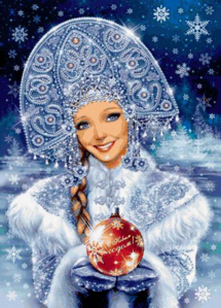 Снегурочка1