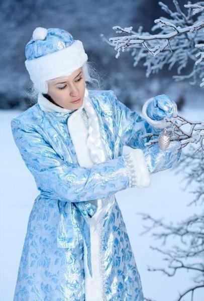 Снегурочка3