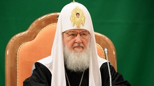 Патриарх Кирилл 2014