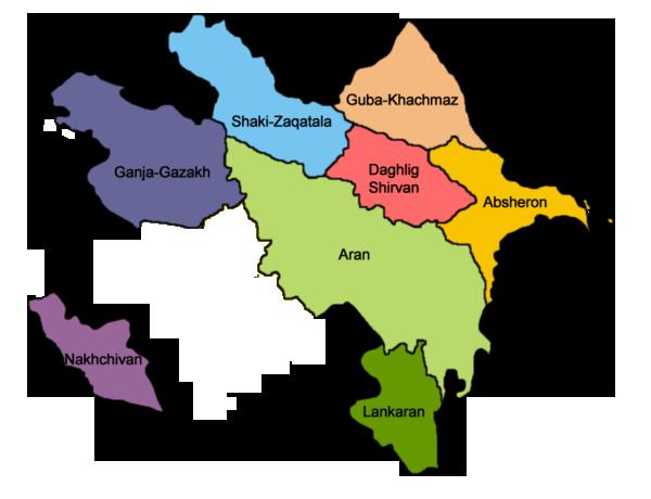 Азербайджан картинки карта