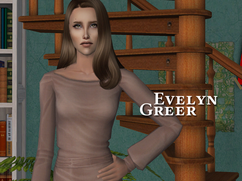 Evelyn-Greer