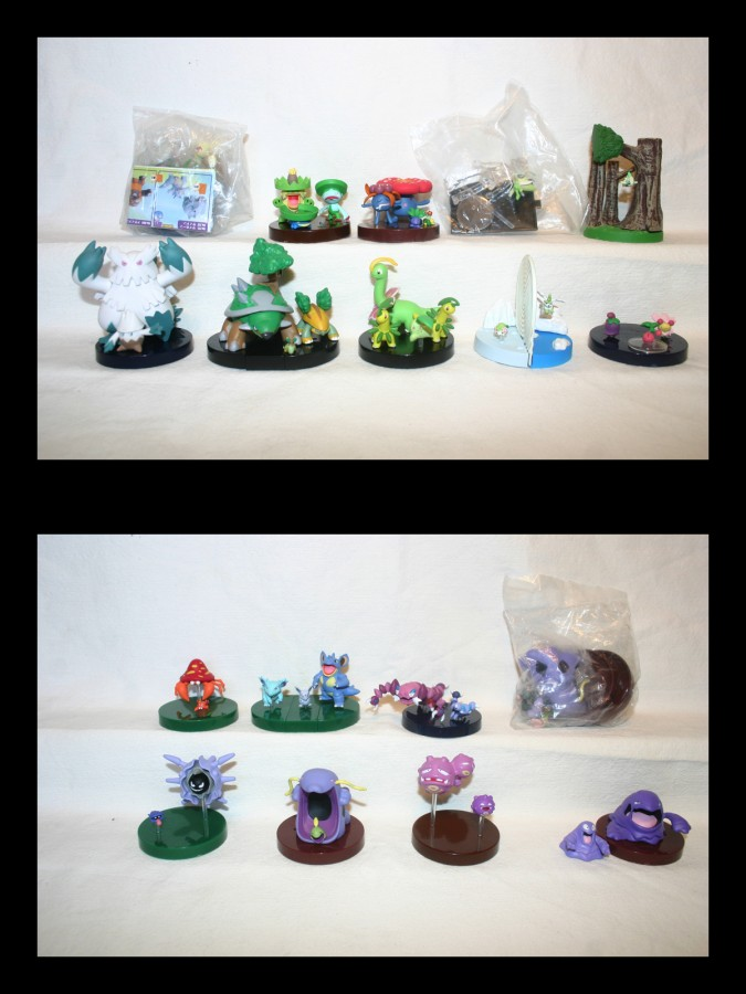 grass and poison sets