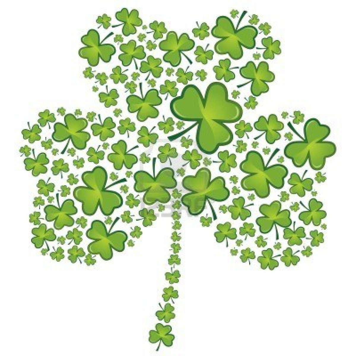 4315438-st-patrick-s-day-shamrock-pattern