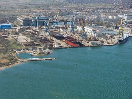 завод Залив