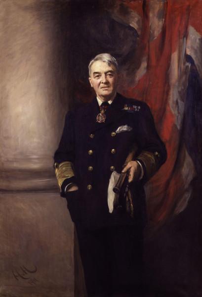 адмирал Д.А. Фишер