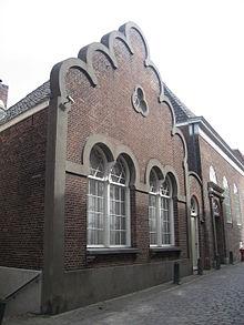 синагога в Nonnenstraat (Неймегене)