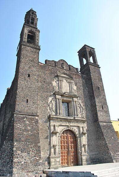 Коллегиум Санта-Крус де Сантьяго-Тлателолько (2)