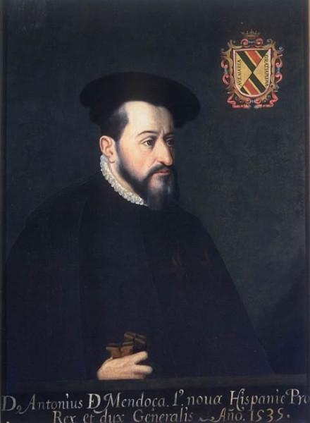 Антонио де Мендоса