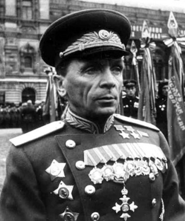 генерал-армии П.И. Батов