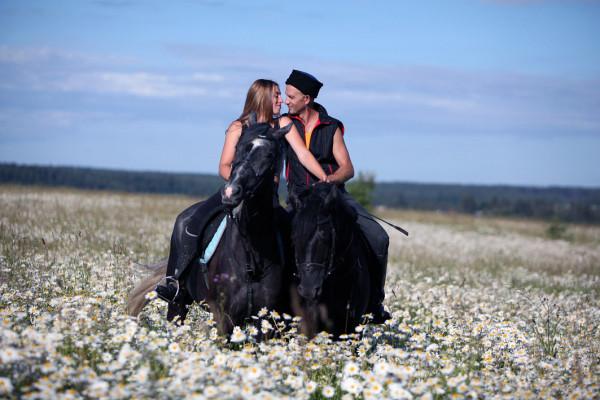 Картинки казаки любовь