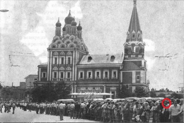Высоцкий. 35 лет назад.