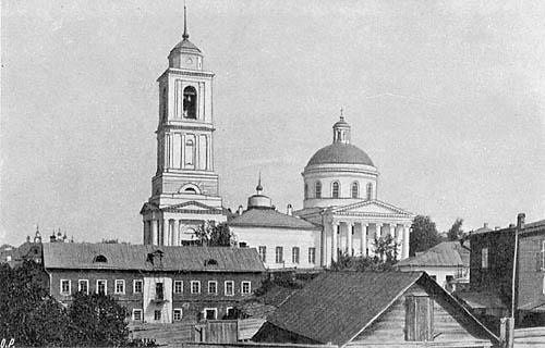 Храм Николы Белого