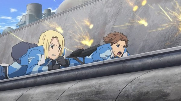 Heavy Object - 04 - Large 32