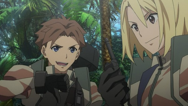 Heavy Object - 08 - Large 10