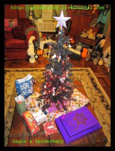 Christmas Tree 2013.