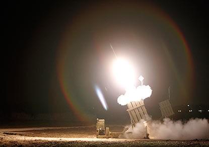 Израиль усиливает противоракетную оборону севера и центра страны