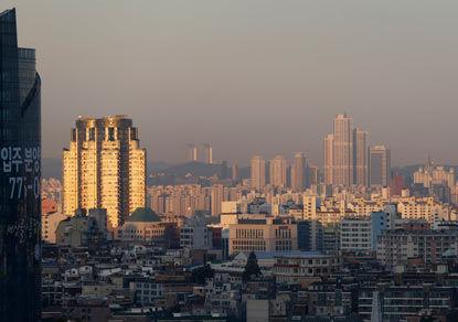 В Южной Корее появится невидимый небоскреб