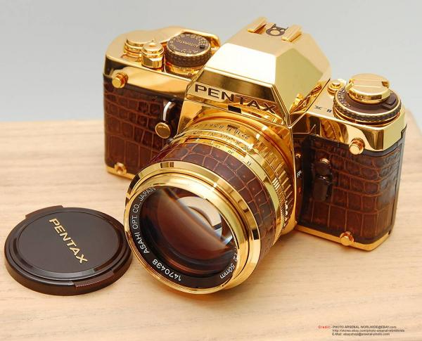 золотой фотик