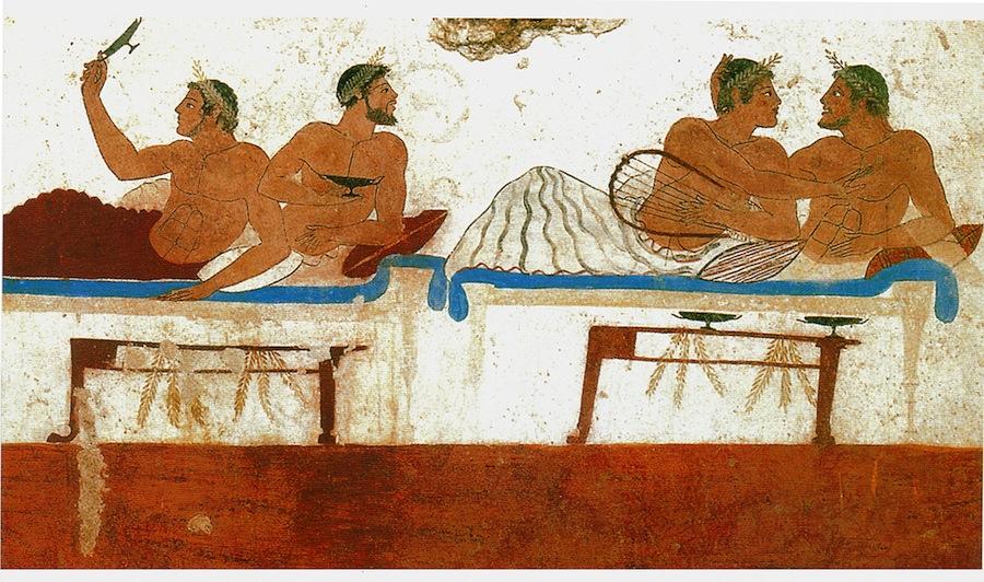 Гомосексуализм среди греческих богов