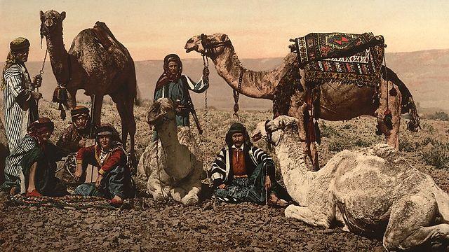 Земля Израиля глазами американца времен Марка Твена