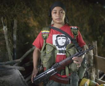 Колумбийские повстанцы