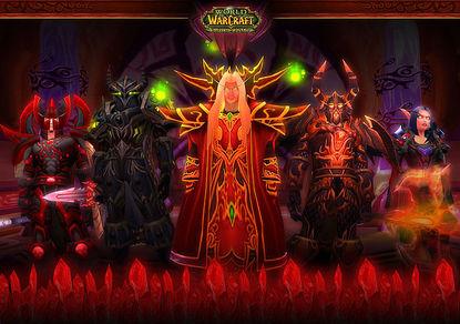 Спецслужбы Британии и США внедряли шпионов в World of Warcraft