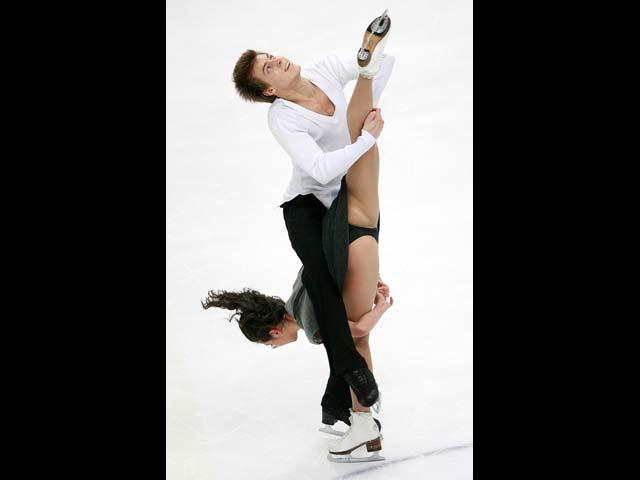Елена Ильиных и Никита Кацалапов (Россия) - танцы на льду