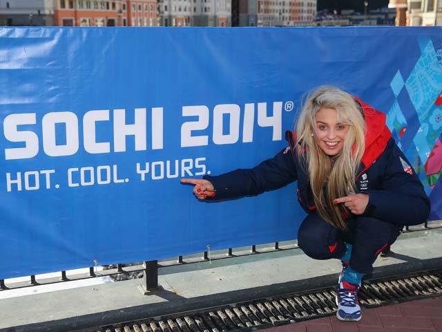 Эйми Фуллер (Великобритания) - сноуборд