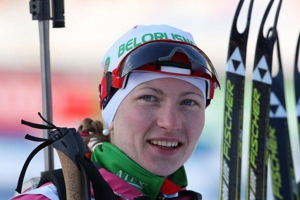 Дарьи Домрачевой