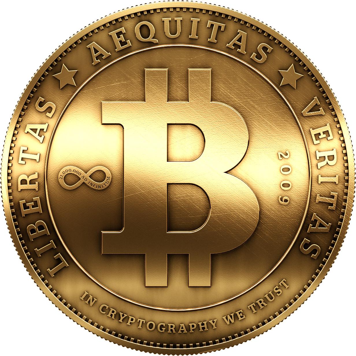 bitcoin-logo-3d1