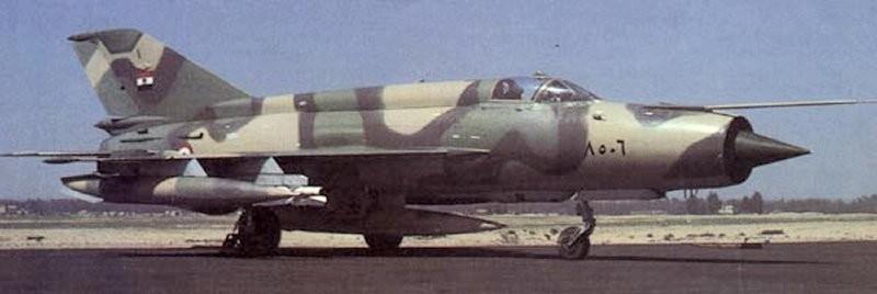 Egyptian_MiG-21