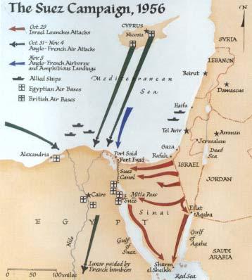 SuezCampaign-1956y