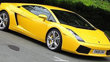 полицейские Дубая будут патрулировать город на Lamborghini