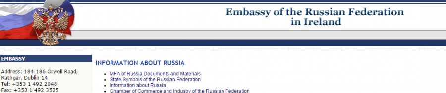 2015-09-26 19-05-17 Embassy of the Russian Federation in Ireland - Google Chrome